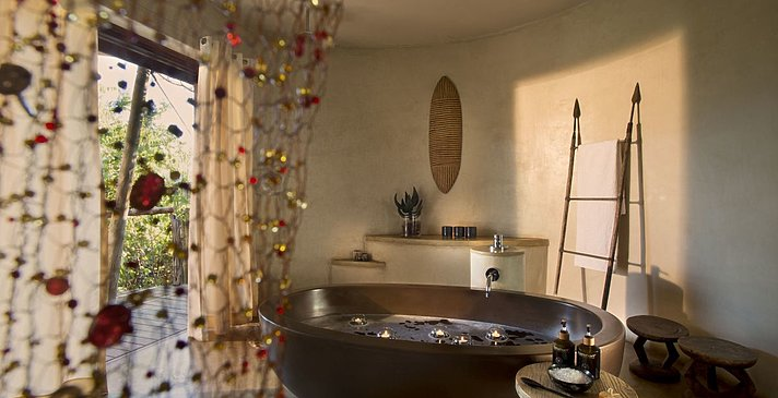 Tented Suite -Marataba Safari Lodge