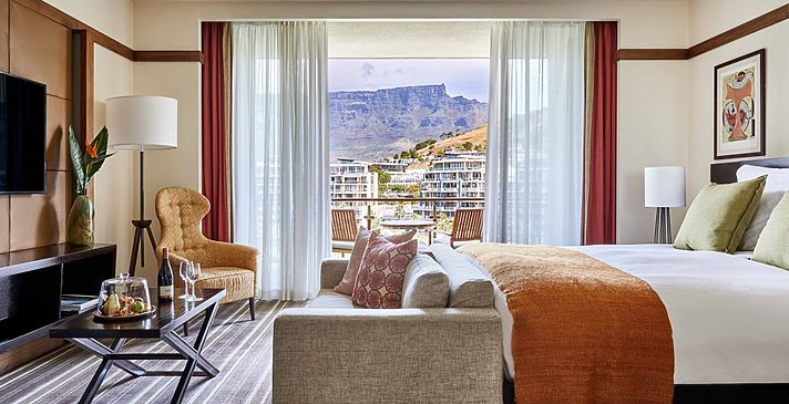 Marina Room Mountain Facing - One&Only Cape Town
