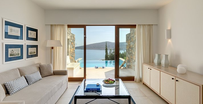 Mediterranean Maisonette Suite Private Pool - Blue Palace, A Luxury Collection Resort & Spa
