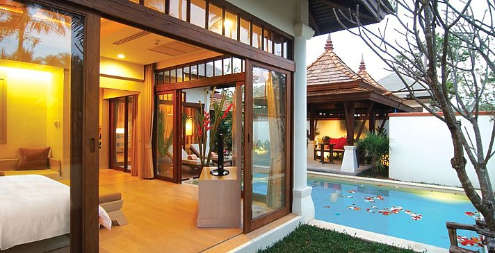 Melati Beach Resort & Spa - Pool Villa Suite