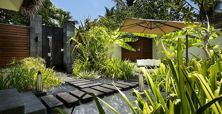 1 BR Beach Pavilion mit Pool - Niyama Private Islands Maldives
