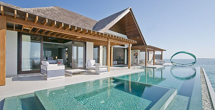 2 BR Ocean Pavilion mit Pool - Niyama Private Islands Maldives