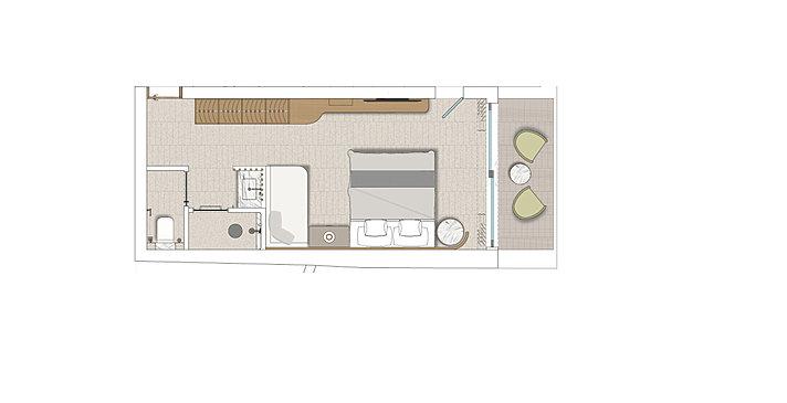 Atérre Retreat with Terrace or Balcony - Numo Ierapetra Beach Resort