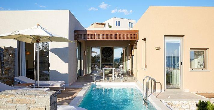 Ocean 1 BR Pool Villa - Eagles Villas