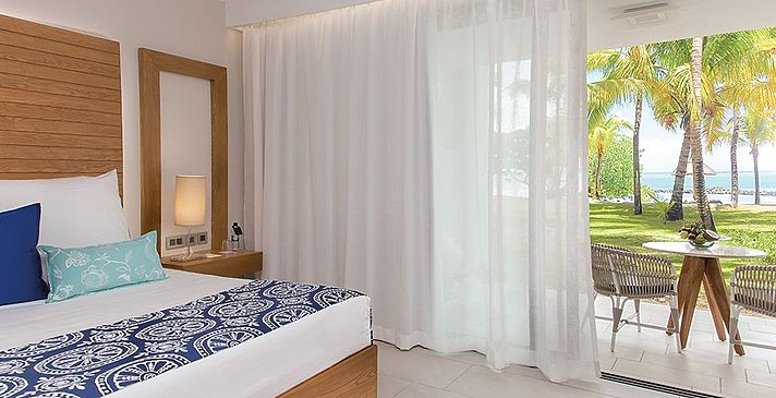 Ocean Beachfront Room - Paradis Beachcomber Golf Resort & Spa