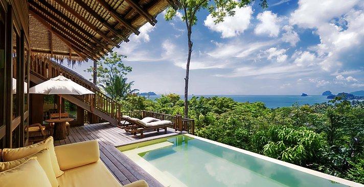 Ocean Deluxe Pool Villa - Six Senses Yao Noi