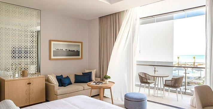 Ocean Deluxe Room - Jumeirah Saadiyat Island Resort, Abu Dhabi