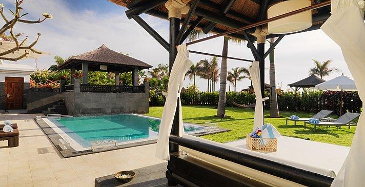 Ocean Front Garden Villa - RedLevel at Gran Melia Palacio de Isora