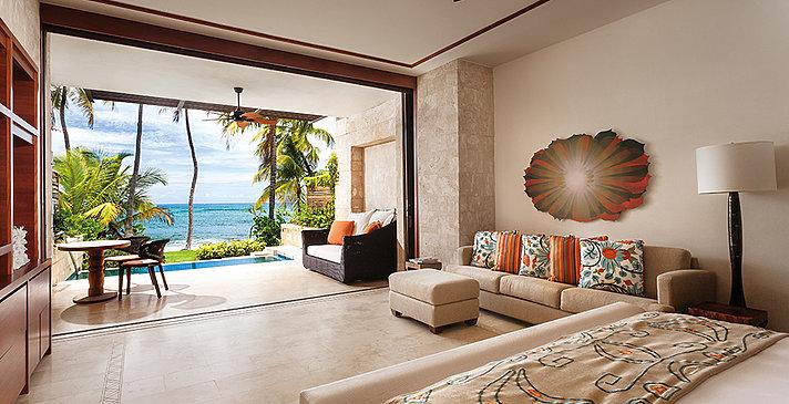 Ocean Front Luxury King mit Pool - Dorado Beach, a Ritz-Carlton Reserve