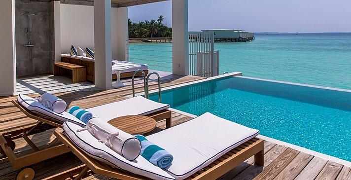 Ocean Lagoon House - Amilla
