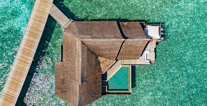 Ocean Pool Suite - Ozen Reserve Bolifushi
