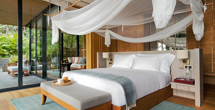 Ocean Pool Villa Suite - Six Senses Krabey Island