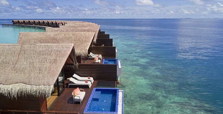 Ocean Pool Villas - Grand Park Kodhipparu Maldives