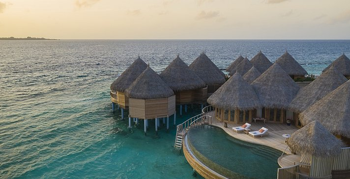 Ocean Residence - The Nautilus Maldives