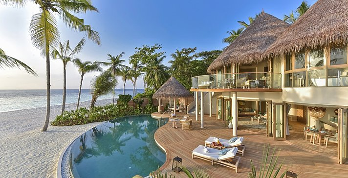 Beach Residence - The Nautilus Maldives
