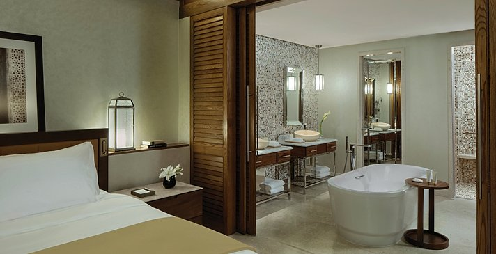 Ocean Suite Badezimmer - Jumeirah Al Naseem