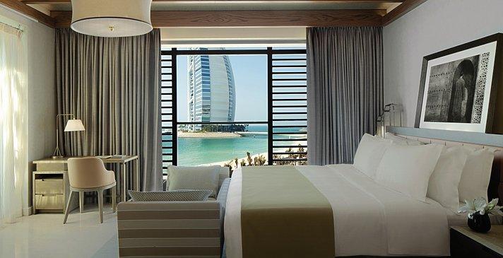 Wohnbeispiel Ocean Terrace Suite Schlafzimmer - Jumeirah Al Naseem