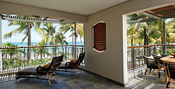 Ocean Suite - Royal Palm Beachcomber Luxury