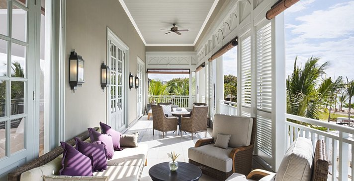 Ocean View Manor House Suite - The St. Regis Mauritius Resort