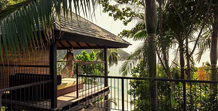 Ocean View Villa - Four Seasons Resort Seychelles