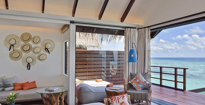 Ocean Water Villa - Grand Park Kodhipparu Maldives