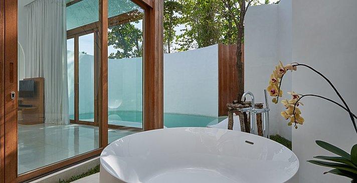 Oceanfront SALA Pool Villa - SALA Samui Chaweng Beach Resort