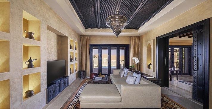 Wohnzimmer - One Bedroom Anantara Pool Villa