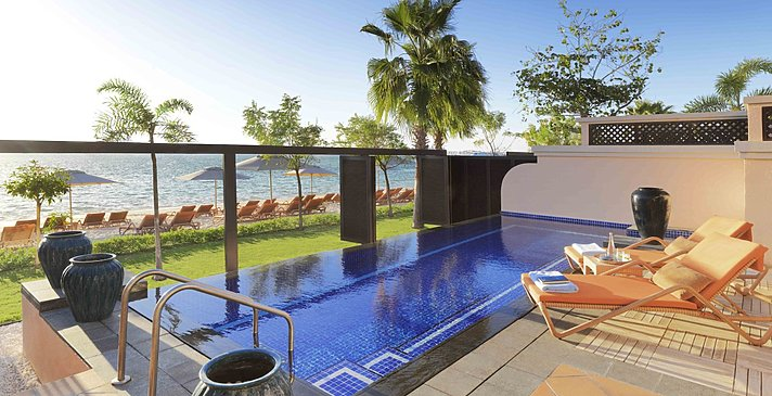 One Bedroom Beach Pool Villa