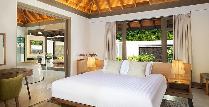 One Bedroom Beach Suite mit Pool - JA Manafaru