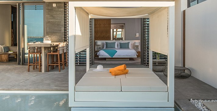 One Bedroom Beach Pool Villa - Nikki Beach Resort & Spa Dubai
