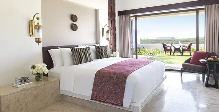 One Bedroom Garden View Villa - Al Baleed Resort Salalah by Anantara