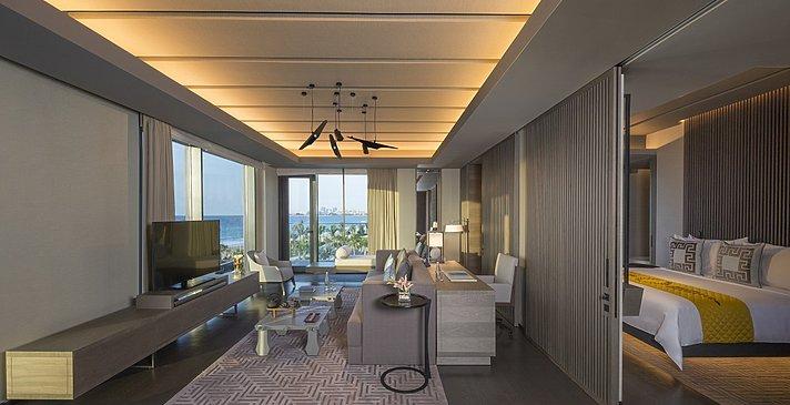 Palace Ocean Suite - Wohnzimmer