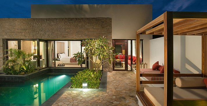 One Bedroom Pool Villa - Al Baleed Resort Salalah by Anantara