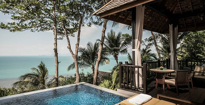 One Bedroom Pool Villa - Four Seasons Resort Koh Samui