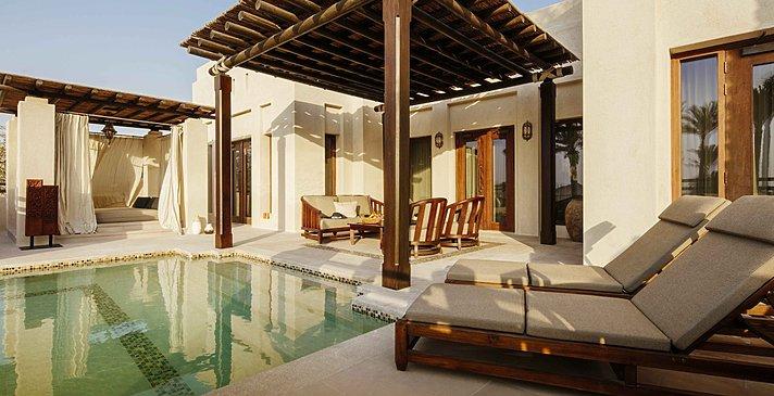 One Bedroom Pool Villa - Al Wathba