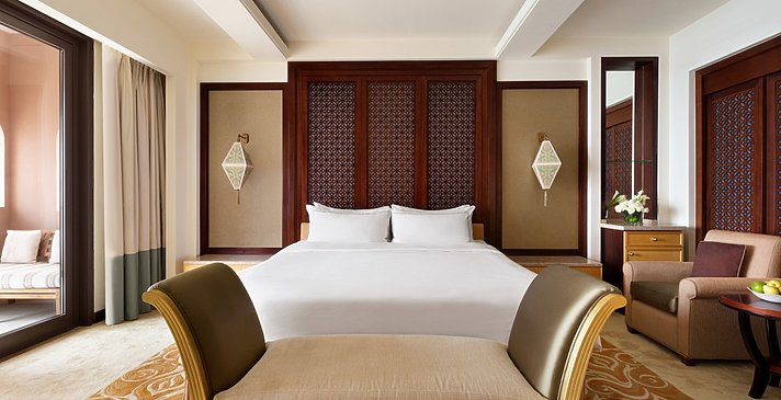 One Bedroom Suite - Shangri-La Al Husn Resort & Spa