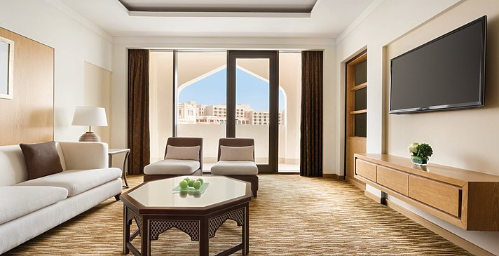 One Bedroom Suite Twin - Shangri-La Barr Al Jissah - Al Bandar