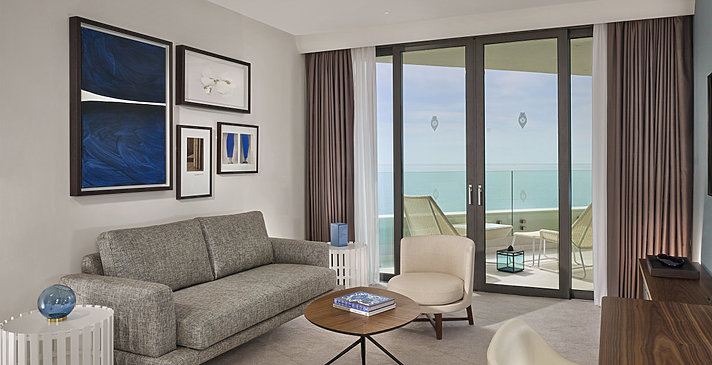 Panoramic Junior Suite Sea View - Parklane, a Luxury Collection Resort & Spa
