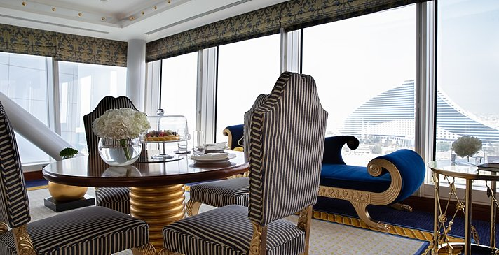 Panoramic Suite - Burj Al Arab Jumeirah