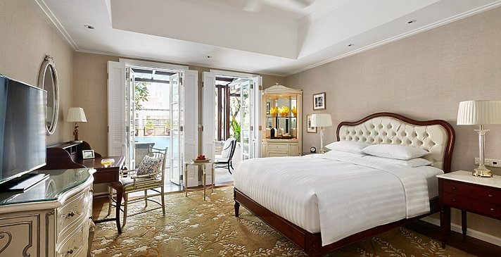 Park Hyatt Saigon - Park Deluxe Room