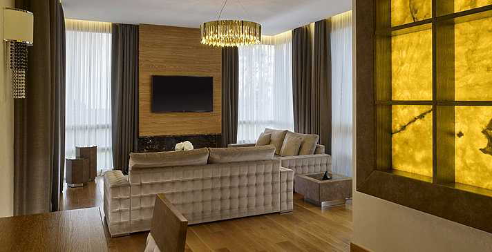 Park Suite 1 BR Private Pool - Parklane, a Luxury Collection Resort & Spa