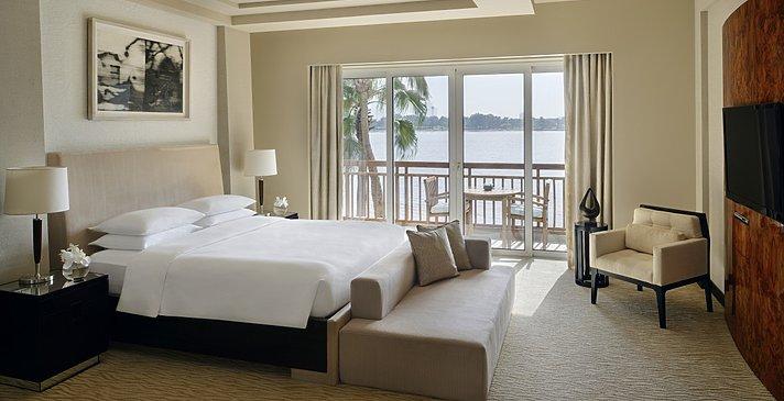 Park Suite Schlafbereich (vorbehaltlich Blick)