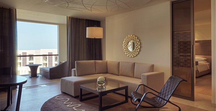 Park Suite Wohnzimmer