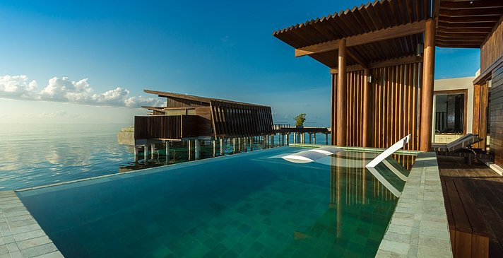Park Sunset Ocean Pool Villa - Park Hyatt Maldives Hadahaa