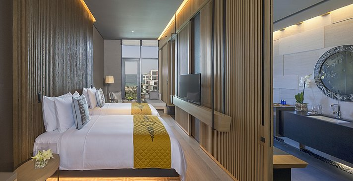 Palace Deluxe Room (Twin bedded)