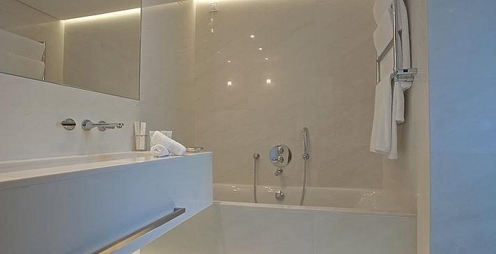 Pavilion Badezimmer - Domes Miramare, a Luxury Collection Resort
