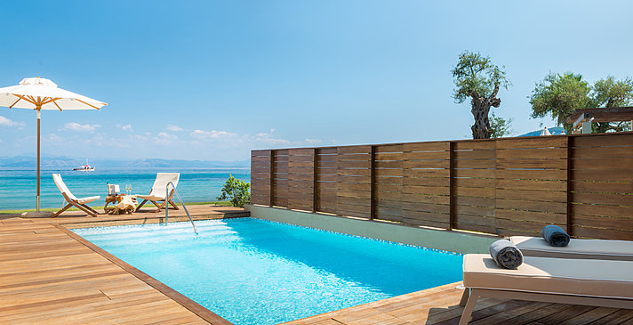 Pavilion Suite Waterfront - Domes Miramare, a Luxury Collection Resort