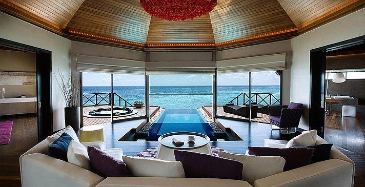 Huvafen Fushi - 2 Bedroom Ocean Pavilion