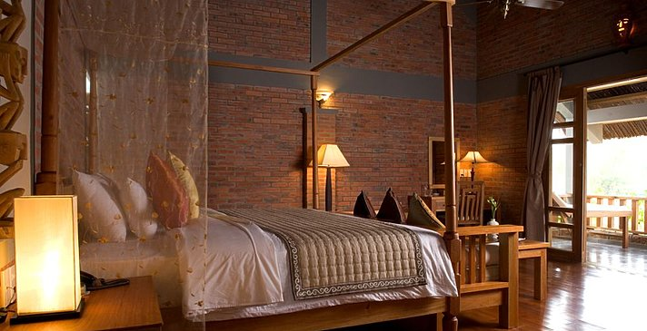 Pilgrimage Village Boutique Resort & Spa - Honeymoon Bungalow