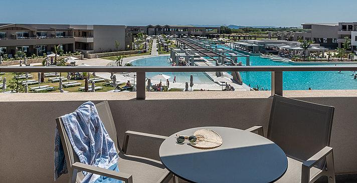 Pool View - Euphoria Resort